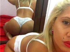 Escorte cu poze: Blonda cu forme apetisante militari rezident