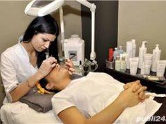 Escorte cu poze: Cosmetica si masaj