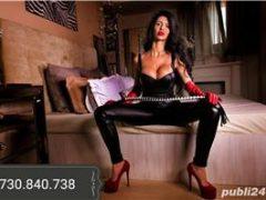 Escorte cu poze: Mistress Antonella