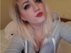 Escorte cu poze: Blonduta ta