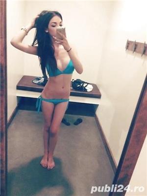 Escorte cu poze: Cristina 19 ani REALA la mine sau hotel